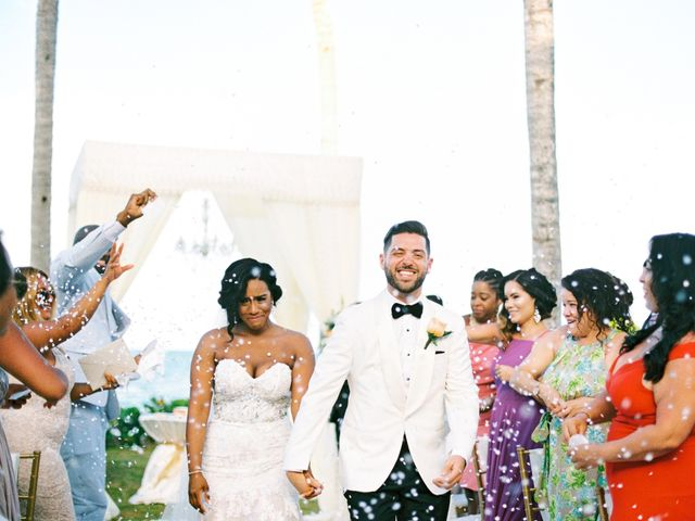 Jerry and Ivelisse's Wedding in Punta Cana, Dominican Republic 94