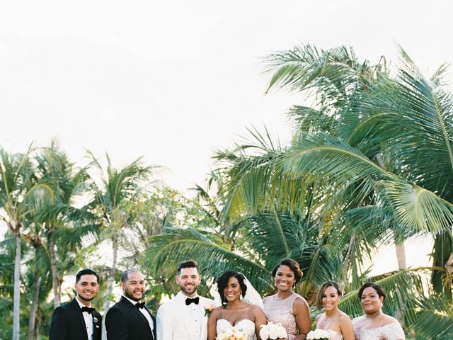 Jerry and Ivelisse's Wedding in Punta Cana, Dominican Republic 97