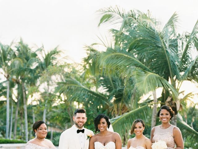 Jerry and Ivelisse's Wedding in Punta Cana, Dominican Republic 98