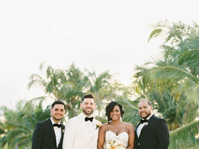 Jerry and Ivelisse's Wedding in Punta Cana, Dominican Republic 99