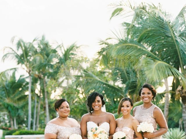 Jerry and Ivelisse's Wedding in Punta Cana, Dominican Republic 100