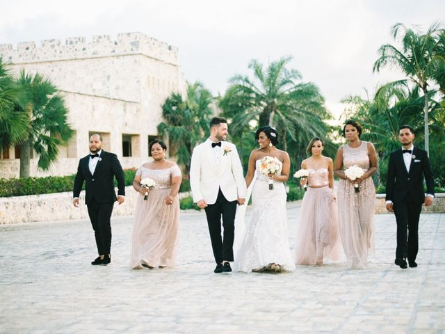 Jerry and Ivelisse's Wedding in Punta Cana, Dominican Republic 101