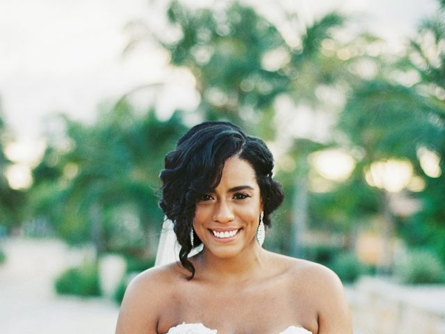 Jerry and Ivelisse's Wedding in Punta Cana, Dominican Republic 103