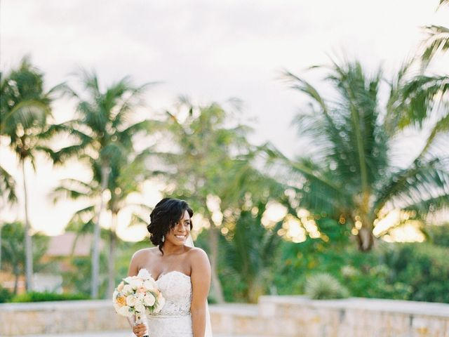 Jerry and Ivelisse's Wedding in Punta Cana, Dominican Republic 105