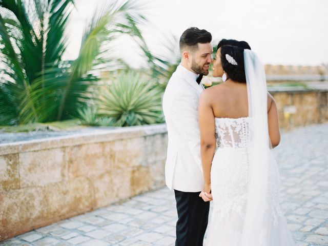 Jerry and Ivelisse's Wedding in Punta Cana, Dominican Republic 111