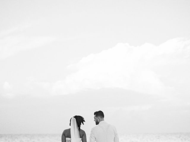 Jerry and Ivelisse's Wedding in Punta Cana, Dominican Republic 121