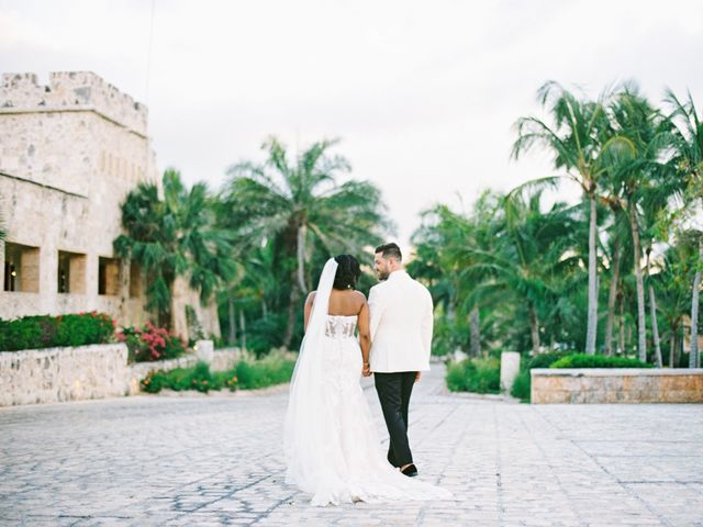 Jerry and Ivelisse's Wedding in Punta Cana, Dominican Republic 122