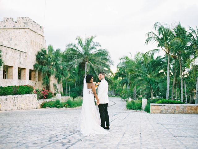Jerry and Ivelisse's Wedding in Punta Cana, Dominican Republic 123