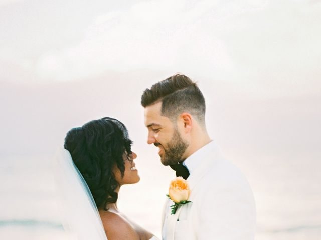 Jerry and Ivelisse's Wedding in Punta Cana, Dominican Republic 126