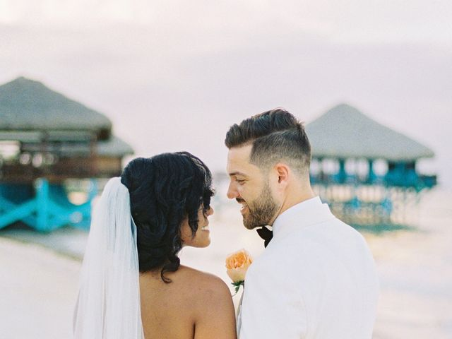 Jerry and Ivelisse's Wedding in Punta Cana, Dominican Republic 134