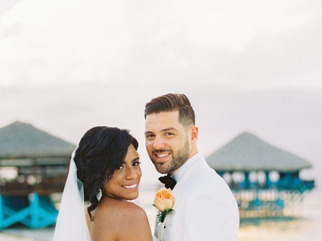 Jerry and Ivelisse's Wedding in Punta Cana, Dominican Republic 135