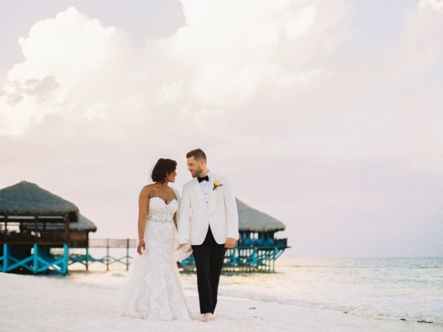 Jerry and Ivelisse's Wedding in Punta Cana, Dominican Republic 141