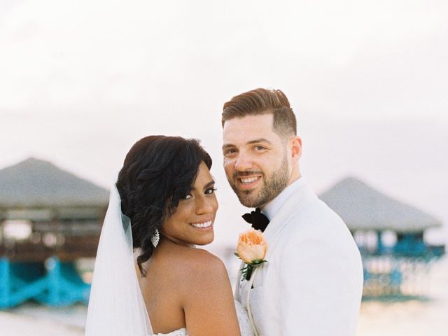 Jerry and Ivelisse's Wedding in Punta Cana, Dominican Republic 142
