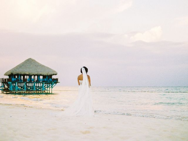 Jerry and Ivelisse's Wedding in Punta Cana, Dominican Republic 143