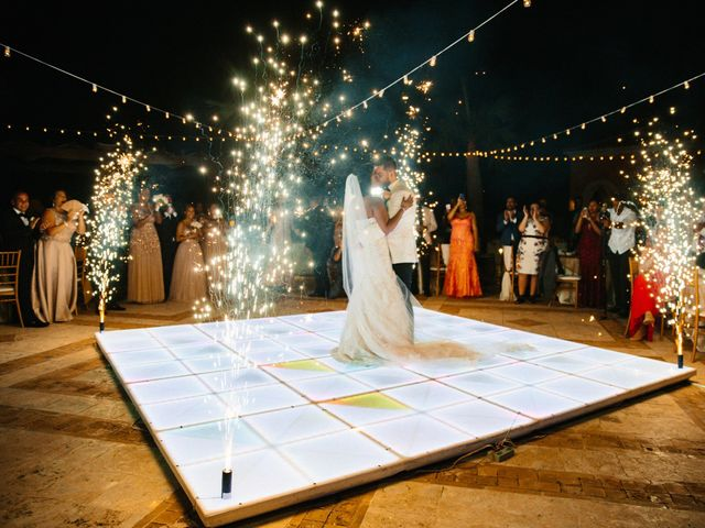 Jerry and Ivelisse's Wedding in Punta Cana, Dominican Republic 164