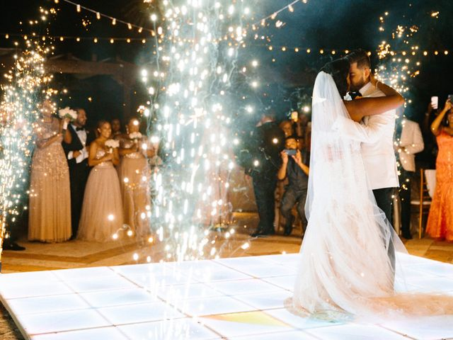 Jerry and Ivelisse's Wedding in Punta Cana, Dominican Republic 165