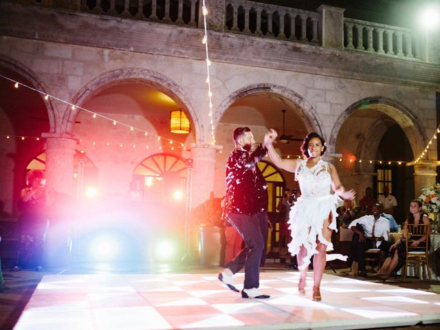 Jerry and Ivelisse's Wedding in Punta Cana, Dominican Republic 174