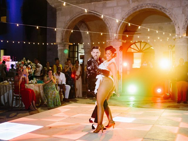 Jerry and Ivelisse's Wedding in Punta Cana, Dominican Republic 175