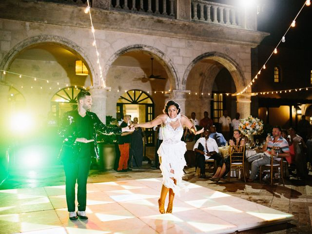 Jerry and Ivelisse's Wedding in Punta Cana, Dominican Republic 176