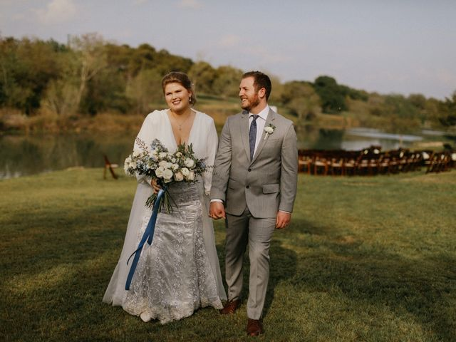 The wedding of Schyler and Paul
