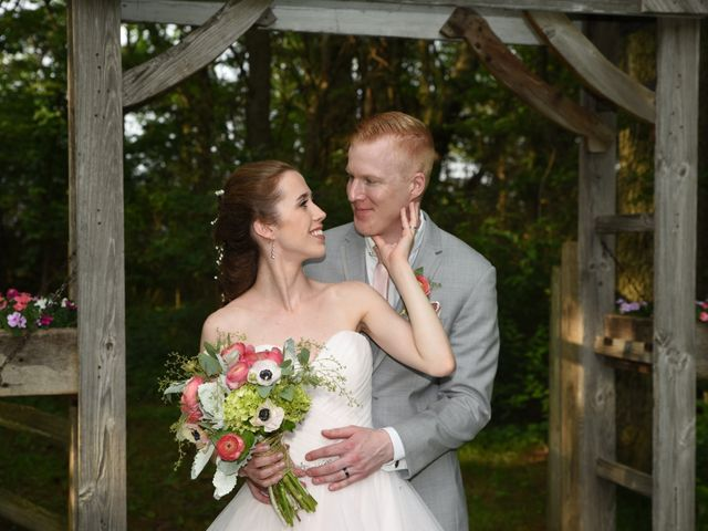 The wedding of Natalia and Dan