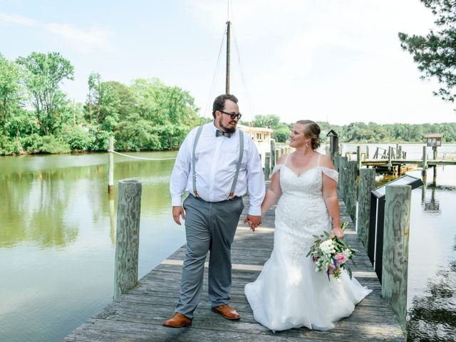 Martin and Susannah's Wedding in Deltaville, Virginia 14