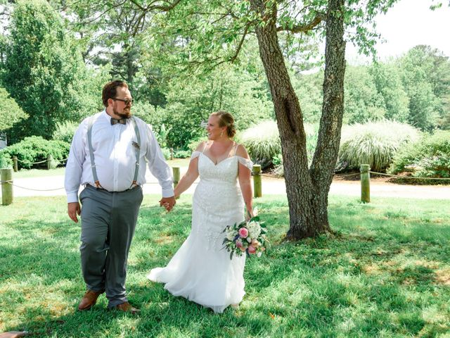 The wedding of Susannah and Martin
