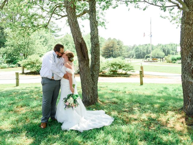 Martin and Susannah's Wedding in Deltaville, Virginia 22