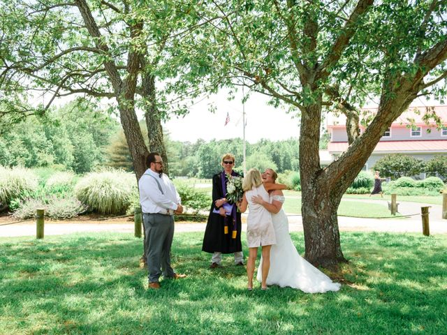 Martin and Susannah's Wedding in Deltaville, Virginia 27