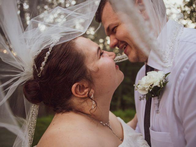 The wedding of Bethany and Jacob