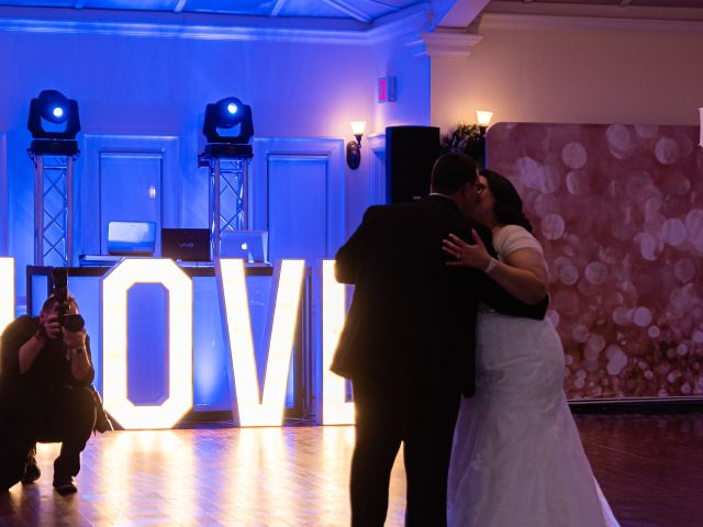 Terry and Maricalla's Wedding in Rye, New York 3