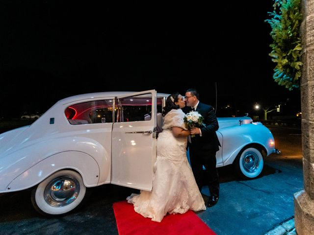 Terry and Maricalla's Wedding in Rye, New York 1