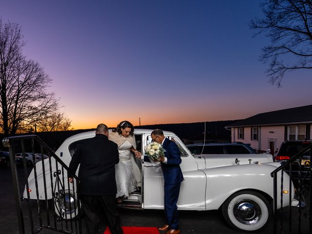 Terry and Maricalla's Wedding in Rye, New York 2