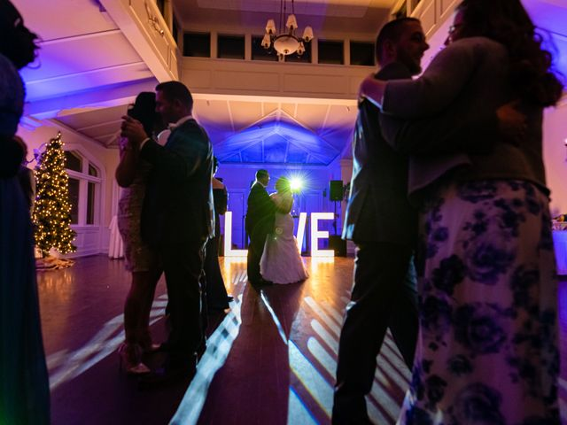 Terry and Maricalla's Wedding in Rye, New York 8