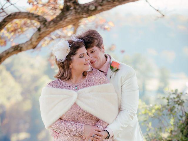 Roxanna and Linda's Wedding in Asheville, North Carolina 4