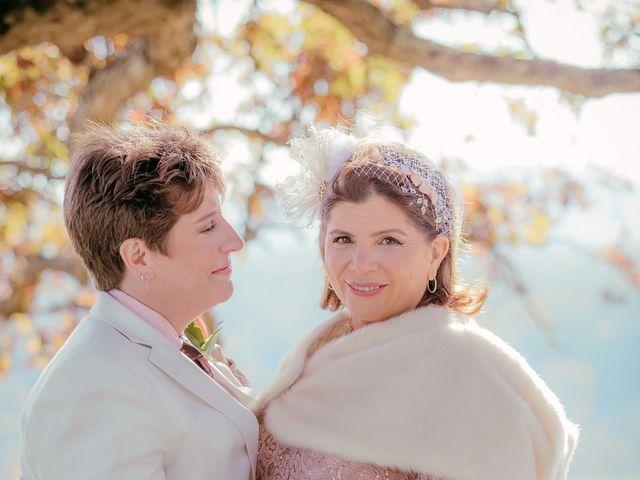 Roxanna and Linda's Wedding in Asheville, North Carolina 7