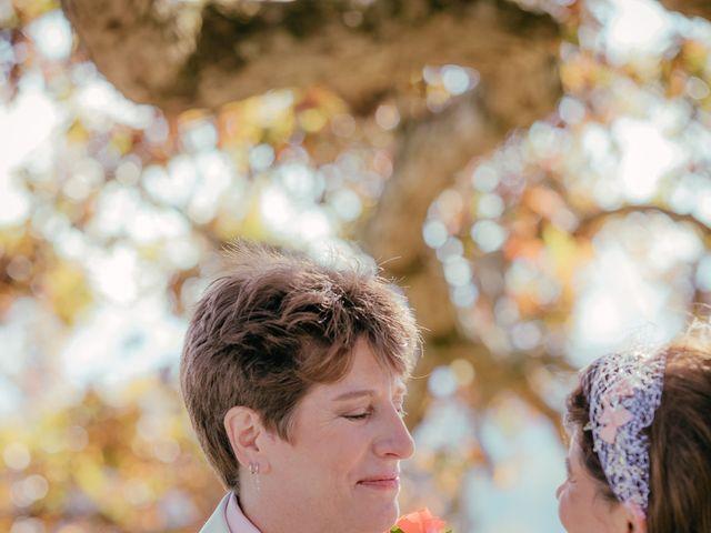 Roxanna and Linda's Wedding in Asheville, North Carolina 9
