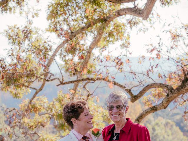 Roxanna and Linda's Wedding in Asheville, North Carolina 11