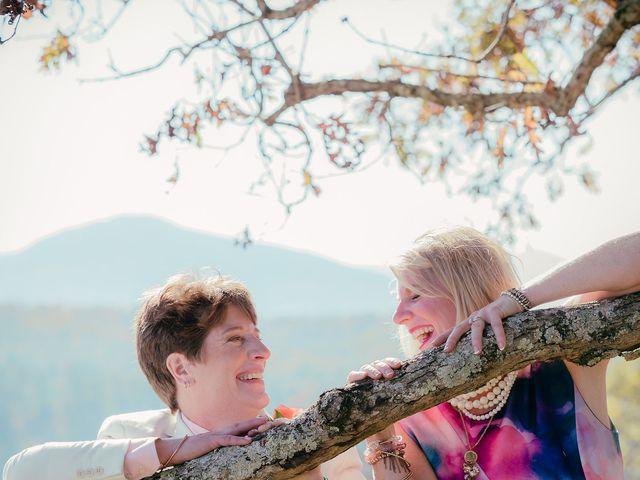 Roxanna and Linda's Wedding in Asheville, North Carolina 14