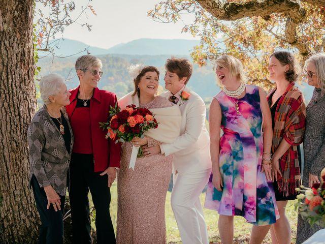 Roxanna and Linda's Wedding in Asheville, North Carolina 2