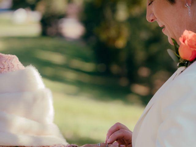 Roxanna and Linda's Wedding in Asheville, North Carolina 15