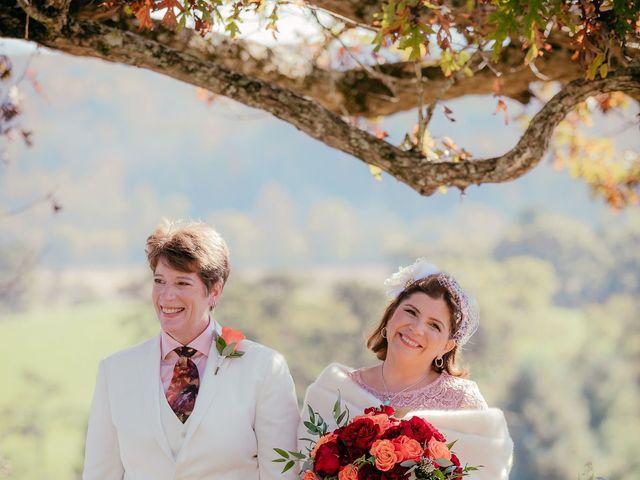 Roxanna and Linda's Wedding in Asheville, North Carolina 20