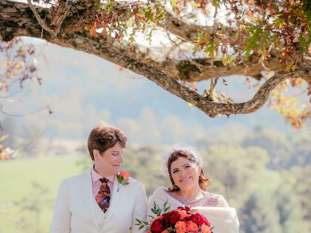 Roxanna and Linda's Wedding in Asheville, North Carolina 21