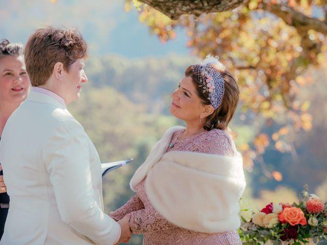 Roxanna and Linda's Wedding in Asheville, North Carolina 23