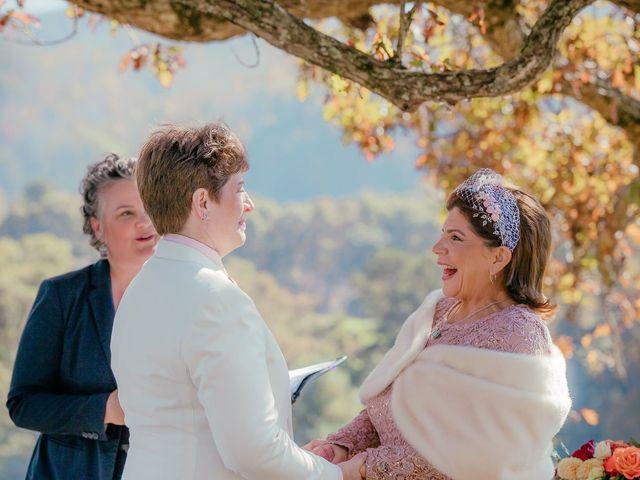 Roxanna and Linda's Wedding in Asheville, North Carolina 24