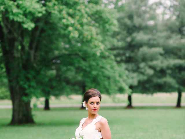 Jessica and Ryan's Wedding in Monteagle, Tennessee 2