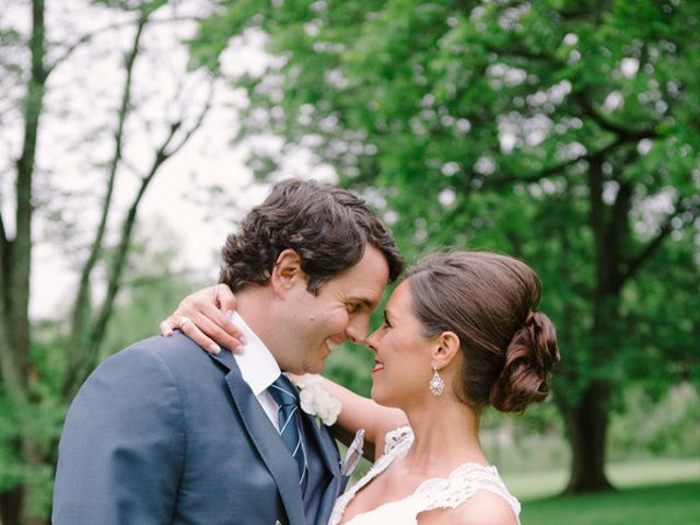 Jessica and Ryan's Wedding in Monteagle, Tennessee 1