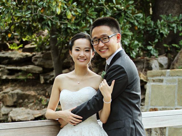 Xing and Mengchao's Wedding in Fort Worth, Texas 15