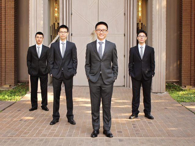 Xing and Mengchao's Wedding in Fort Worth, Texas 5