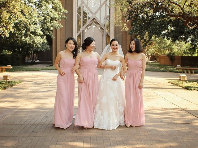 Xing and Mengchao's Wedding in Fort Worth, Texas 2